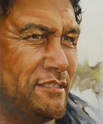 Art Painting - Frano Botica - Oil on Canvas
