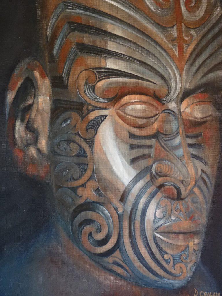 art NZ Maori